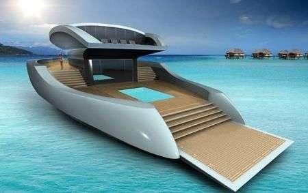 Super Yacht ecologico