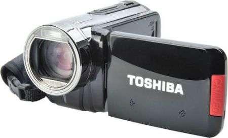 Toshiba Camileo H30 e X100