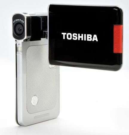 Videocamera Toshiba Camileo S20