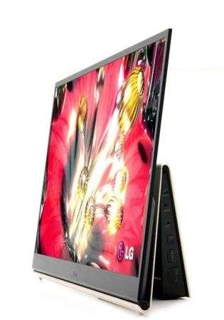 TV OLED LG da 15″ in arrivo