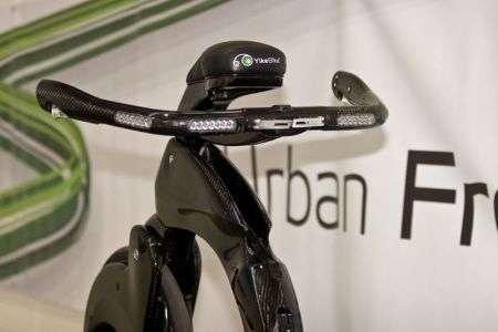 YikeBike: bici elettrica futuristica