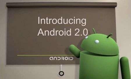 Android 2.0 è ufficiale