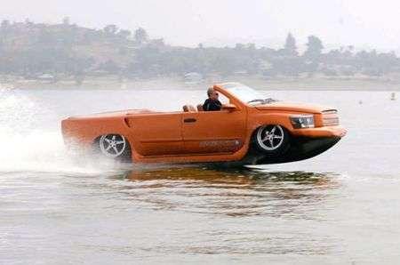 Anfibio Corvette velocissimo