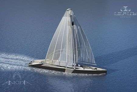 Ankida: barca a energia… eolica!