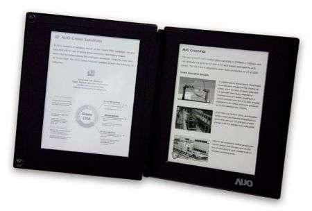 Lettore eBook AUO da 100$ nel 2011