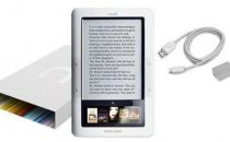 Lettore ebook Barnes & Noble Nook