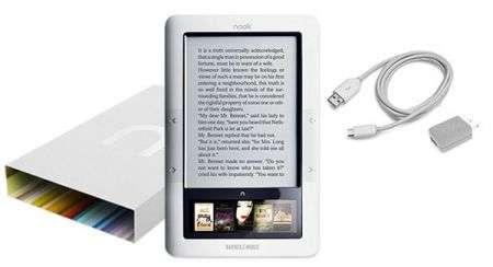 Lettore ebook Barnes & Noble Nook