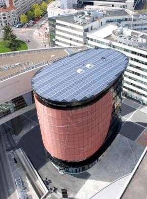 Elithis Tower: uno dei palazzi più ecologici