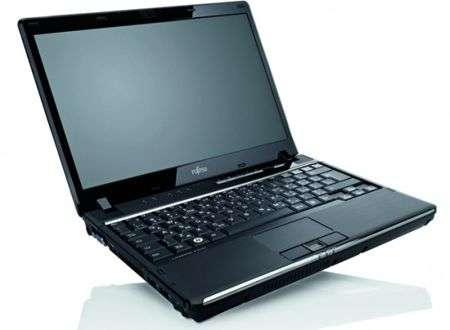 Portatile Fujitsu LifeBook P8110 sottile e duraturo