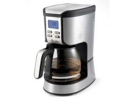 Macchinetta caffè comandata a voce