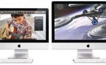 Nuovi iMac con schermi 16:9 e processori Intel core i5