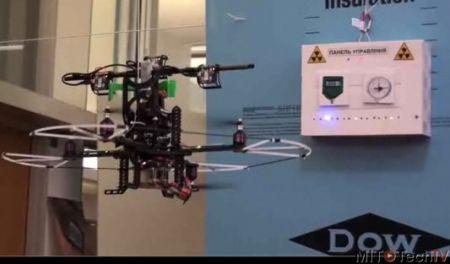 Elicotterino autonomo del MIT