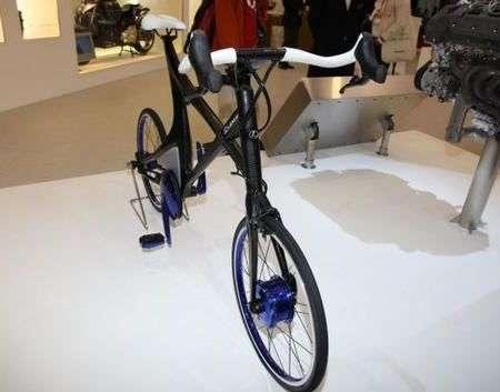 Lexus HB Concept bike elettrica