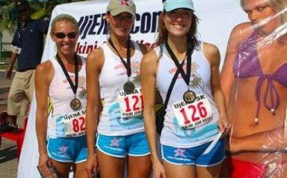 Donna vince maratona, perde titolo per iPod
