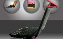 Netbook Swordfish Net 102 Dual: doppio processore