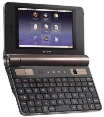 UMPC NetWalker stella del Ceatec 2009