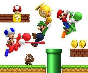 New Super Mario Bros per Nintendo Wii