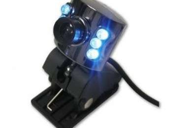 Webcam Nilox Nightvision per chattare al buio!
