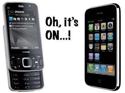 Nokia cita Apple per infrazione di brevetti