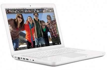 Nuovo Macbook bianco unibody
