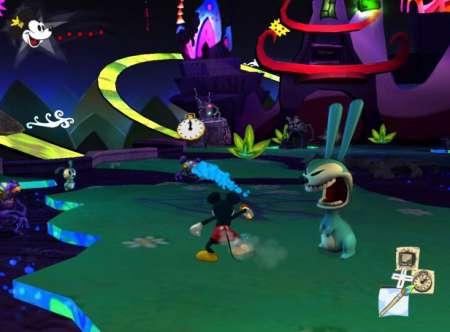 Epic Mickey Wii: Topolino reincontra Oswald