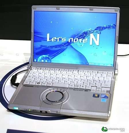 Portatili Panasonic Note S8 e N8