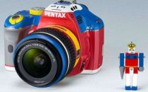Pentax K-x DSLR versione arlecchino