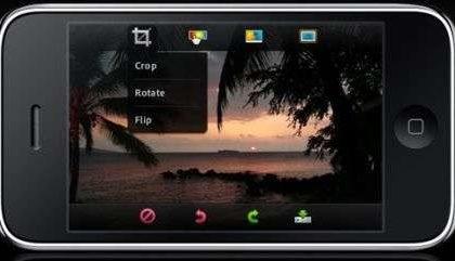 Photoshop Mobile per iPhone