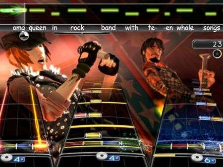 Rock Band Queen Pack con 10 canzoni