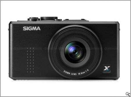 Sigma DP1s: piccolo corpo, grande sensore