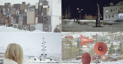"Sony trasforma un paese islandese in una ""Soundville"""