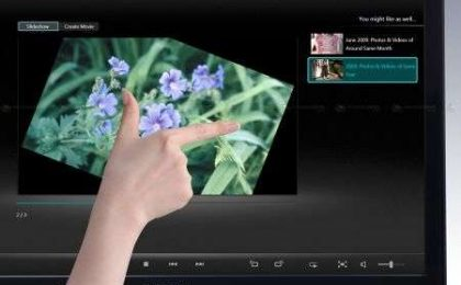 Sony Vaio L Series: PC all-in-one con multitouch