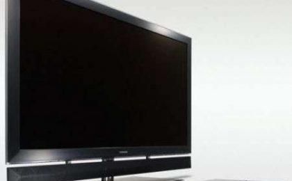 Toshiba CELL REGZA 55X1: 8 canali insieme