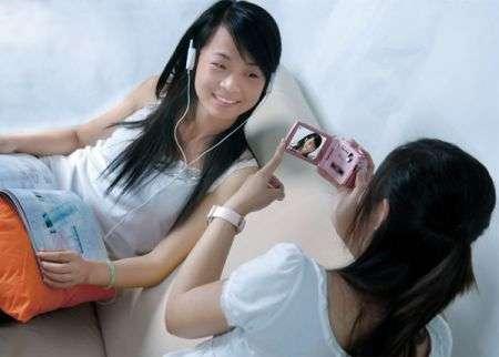Videocamera HD rosa e compatta da Chinavasion