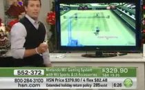 Rovina TV con Wiimote durante televendita