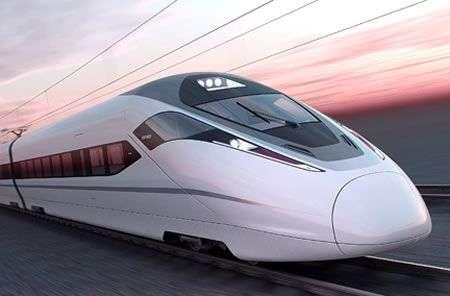 ZEFIRO 380: super treno ecologico hitech per la Cina