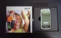 Acer BeTouch E100 la nostra review