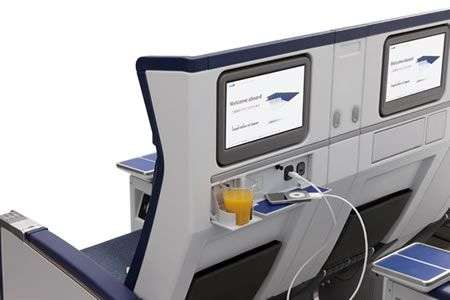 All Nippon Airways e gli iPod