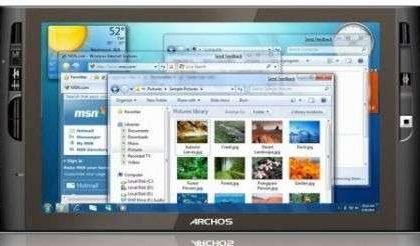 Archos 9 PC Tablet UMPC in ritardo