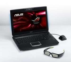 ASUS G51J 3D: il primo portatile con NVIDIA 3D Vision