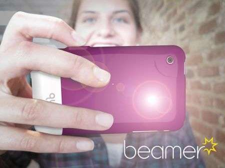 Beamer: flash per iPhone