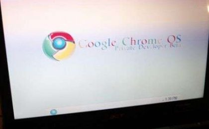 Chrome OS: download in arrivo