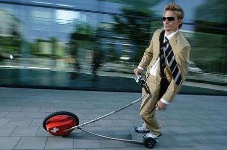 Cool Rider: bizzarro mezzo di trasporto