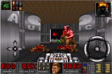 Doom Classic su iPhone, ufficialmente