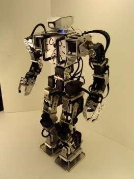 Giger robot DIY tamarro