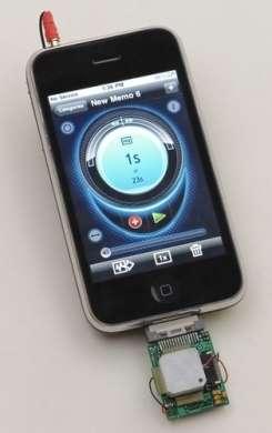 iPhone rileva elementi tossici