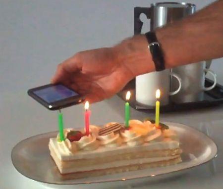iphone soffia