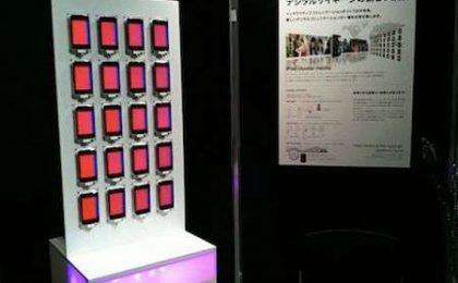 iPod Cluster Media: muro digitale di iPod Touch