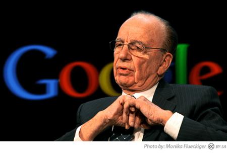 """Microsoft potrebbe """"aiutare"""" Murdoch a lasciare Google"""
