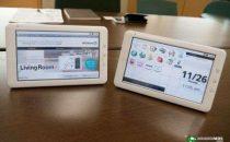 NTT Hikari iFrame Android tablet